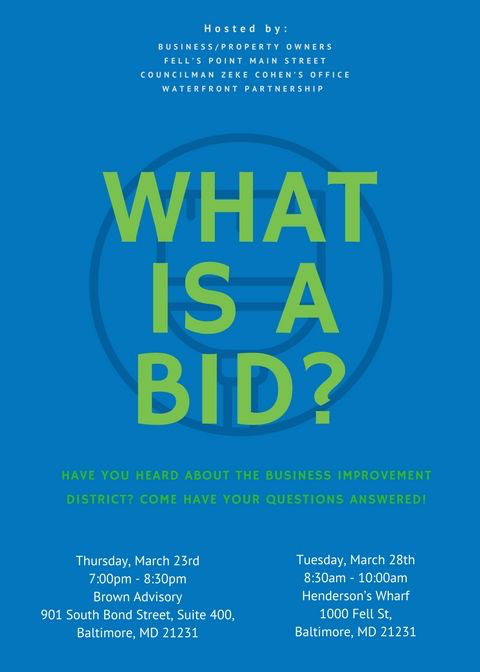 BID Workshop