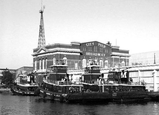 Fells Point Tugs 2003