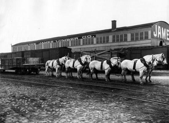 Horse Drawn Railroading 037